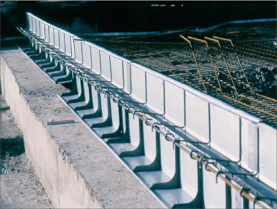 pvc waterstop deformacininė siūlė