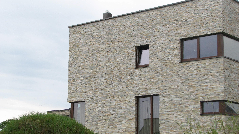 Natūralus akmuo fasadams