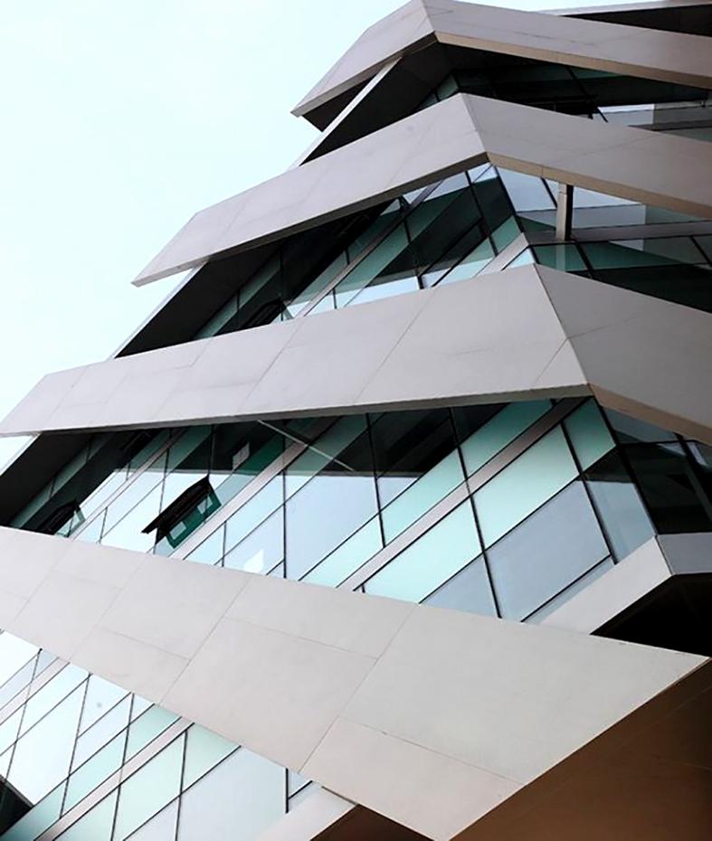 Laminam fasadai